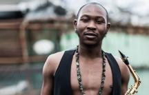 Seun Kuti, son of Afrobeat pioneer Fela Kuti