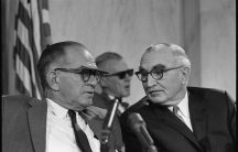Sens. Morse and Fulbright