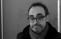 Author Gary Shteyngart.