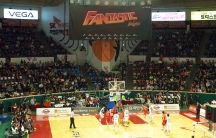 The Korean Basketball League is attracting American players.