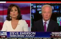 Steve Emerson on Fox News
