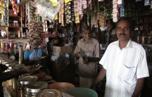K. Subramania is one of Essmart's first dealers in rural India. He bought a solar-powered light from Essmart, and since then he's sold at least 300 of them to his customers.