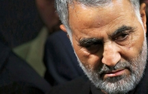 Major General Qassem Suleimani, who heads the Quds Brigade in Iran's Revolutionary Guards.