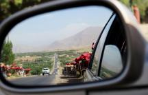 Afghanistan's Highway 1 connect major cities like Kabul, Herat and Kandahar.