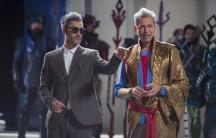 Taika Waititi and Jeff Goldblum