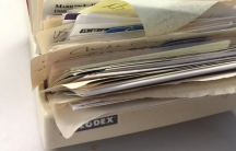 Tamar Charney's Rolodex.