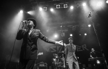 The Selecter on stage