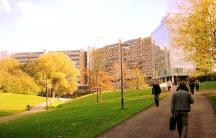 VUB campus Etterbeek