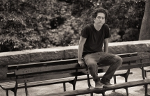 Author Daniel Alarcón