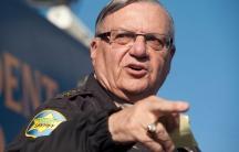 Maricopa County Sheriff Joe Arpaio