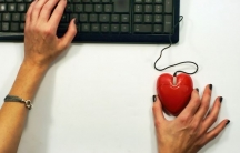 About 38 percent of American singles have used an online dating website or app.