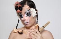 Björk's latest album Utopia explores flutes, birds, and past loves