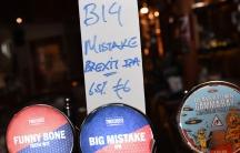 Brexit beer