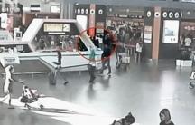 CCTV image Kuala Lumpur Malaysia airport