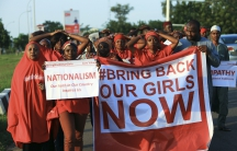 BringBackOurGirls campaigners