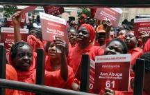 Chibok girls Nigeria