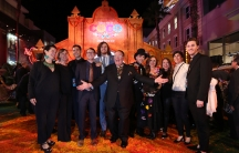 "Executive Producer John Lasseter attends Disney-Pixar's US premiere of ""Coco"""