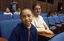 Jose and Oscar