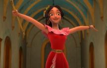 Elena: Princess of Avalor.