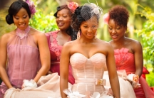 A wedding scene from South African soap opera 'Generations'.