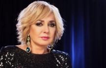 Iranian singer Googoosh