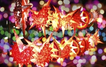 Flashy multi-colored lights from China have become popular in India for the Hindu festival of Diwali. But this year, Prime Minister Narendra Modi is asking Indians to go the traditional route and use clay oil pots made in India.