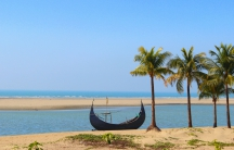 Inani Beach, an 11-mile beach on the Bay of Bengal, makes up part of Cox's Bazar 75-mile sea beach — one of the longest beaches in the world.