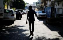 Teklit Michael, 29, an asylum seeker from Eritrea