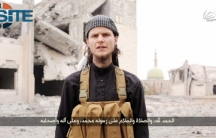 Canadian John Maguire in ISIS recruitment video