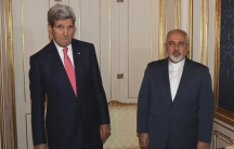 U.S. Secretary of State John Kerry and Iranian Foreign Minister Javad Zarif both say a landmark nuclear deal might still be possible.