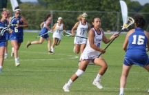 The Haudenosaunee played Italy on July 21st at the Surrey Sports Center in Guildford, England.