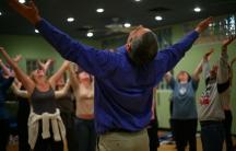 Laughter Yoga in Dallas