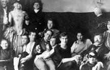 Magnus Hirschfeld in a group shot