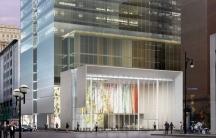 900 de Maisonneuve West office building development project in downtown Montreal