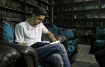 The secret library in Syria