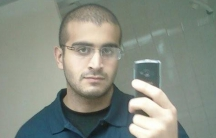An undated photo from a social media account of Omar Mateen, who Orlando Police have identified as the suspect in the mass shooting at a gay nighclub in Orlando, Florida, U.S., June 12, 2016.