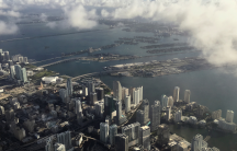 Miami has the second-largest population of US cities that are vulnerable to flooding due to climate change.