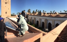 Marrakech's Koutoubia mosque has soaked up the Moroccan sun for nearly 900 years. Now it also puts those rays to work generating clean electricity with newly installed solar panels.