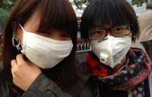 Two office workers in Beijing told me they're thinking about moving out of the city because of the air pollution.