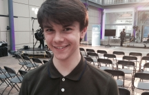 Scottish teenager James Kane in Glasgow will exercise his right to vote in the upcoming Scottish independence referendum on September 18th.