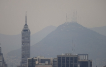 Mexico City pollution