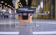 Amazon's drone delivery program, known as Amazon Prime Air, will be doing its testing in Canada because of tight FAA airspace rules.