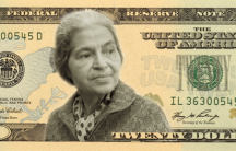 Rosa Parks is a candidate for the first woman on the $20 bill