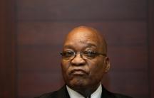 Zuma impeachment