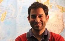 Afghan television journalist Sami Mahdi.