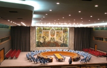 United Nations, Security Council hall.