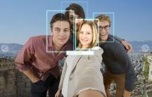 "Facebook ""Moments"" facial recognition"