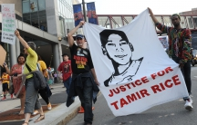 Tamir Rice protests