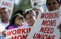 working mothers unions