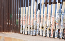 Border fence at Friendship Park, Tijuana